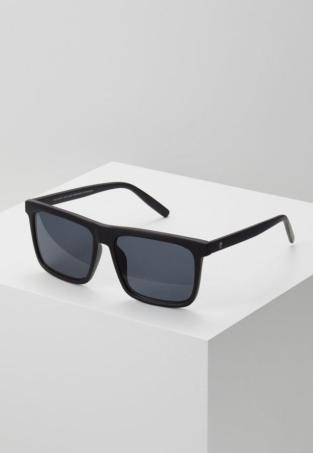 BRUCE - Okulary przeciwsłoneczne - black