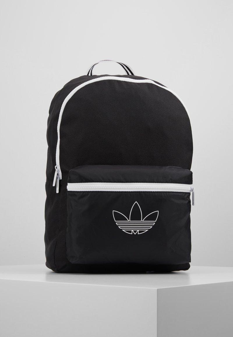adidas Originals - BACKPACK - Rygsække - black