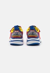 adidas Performance - FORTARUN SUPERHERO UNISEX - Neutral running shoes - vivid red/team royal blue/footwear white - 2