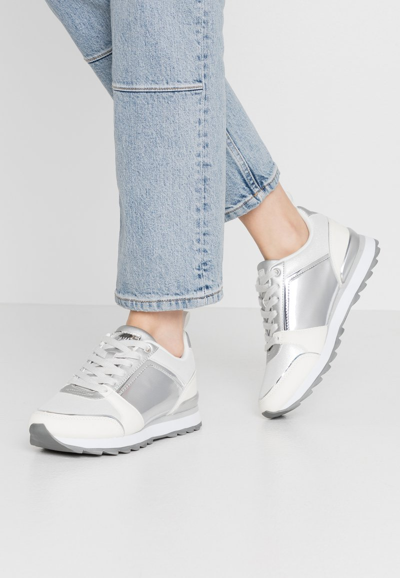 Mariamare - Sneakers - silver