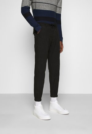 PANT - Trousers - black