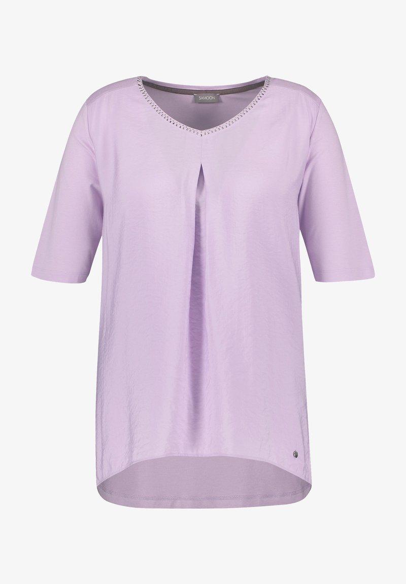 Samoon - Blouse - pastel lilac