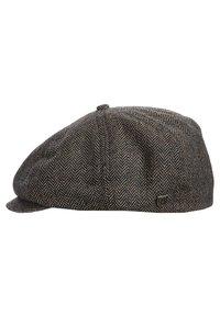 Brixton - BROOD - Muts - brown/khaki herringbone - 4