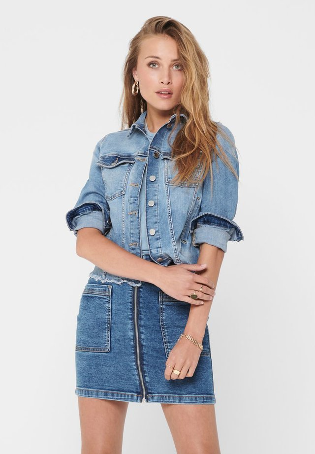 Veste en jean - light blue denim
