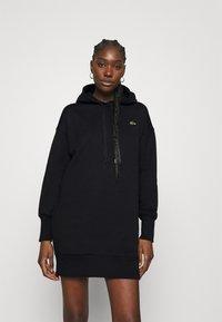 Lacoste LIVE - Day dress - black - 0