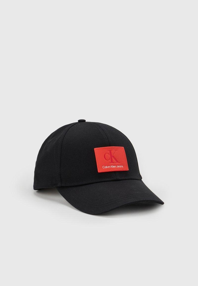 Calvin Klein Jeans - MONOGRAM UNISEX - Cap - black