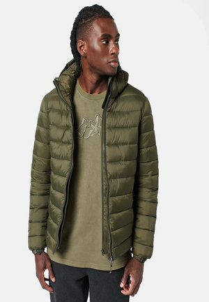 PUFFER  - Winter jacket - dark moss