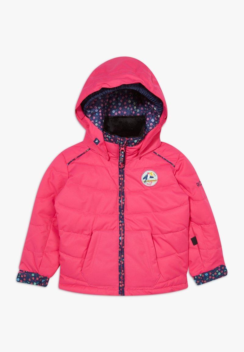 Roxy - ANNA  - Snowboard jacket - beetroot pink