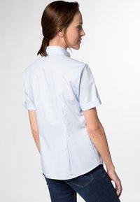 Eterna - MODERN CLASSIC - Button-down blouse - hellblau - 1