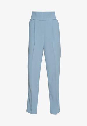 NATALIA PANTALONE - Trousers - azzurro/nebbia blu