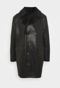 Be Edgy - BEJORDAN - Klasický kabát - black - 0