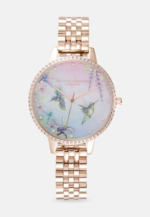 PAINTERLY - Watch - roségold-coloured