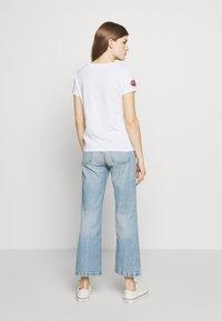Polo Ralph Lauren - SHORT SLEEVE - Triko spotiskem - white - 2