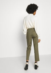 WEEKEND MaxMara - LEGENDA - Broek - khaki - 2