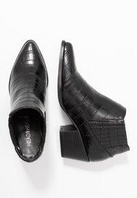 Head over Heels by Dune - OLI - Ankelstøvler - black - 3