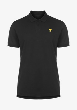BORUSSIA DORTMUND - Koszulka polo - black, yellow