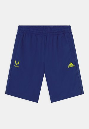 MESSI - Sports shorts - victory blue/semi solar yellow