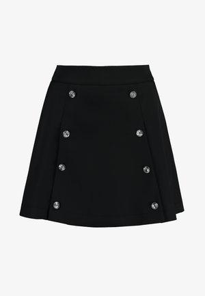 ROMILDACRAS SKIRT - A-line skirt - black