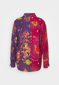 Farm Rio - COSMIC FLORAL SHIRT - Button-down blouse - multi - 6