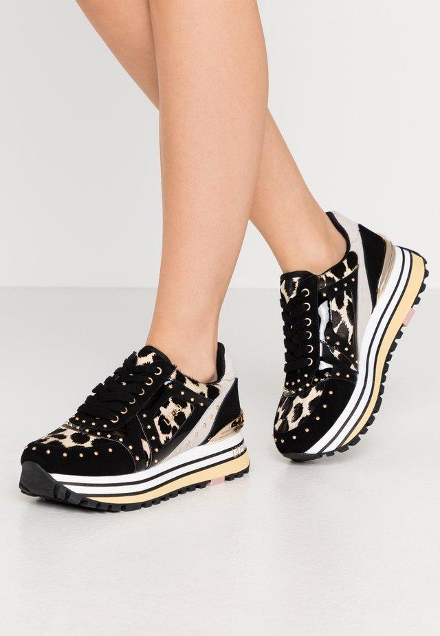 MAXI - Sneakers laag - beige