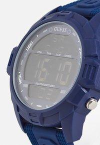 Guess - Zegarek cyfrowy - blue - 4