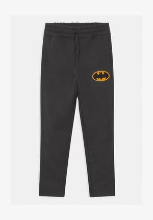 BOYS BATMAN  - Tracksuit bottoms - flint grey