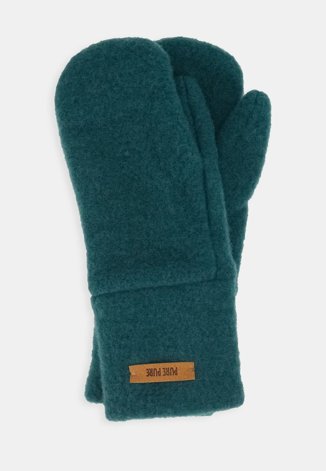 MINI FÄUSTEL - Mittens - smoke green
