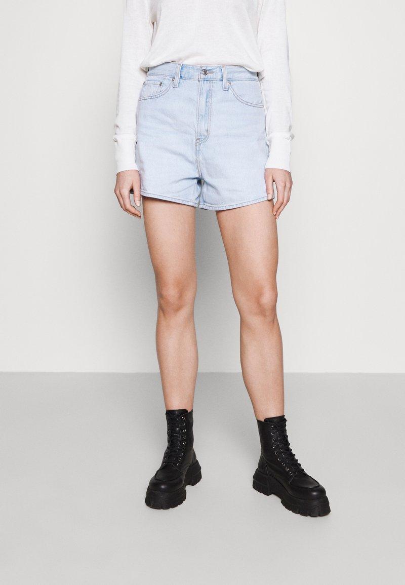 Levi's® - HIGH LOOSE - Denim shorts - supa dupa fly