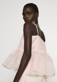 Bruuns Bazaar - DITTANY LENNY  - Top - misty rose - 5