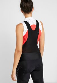 Craft - ESSENCE BIB SHORTS - Punčochy - black/white - 3