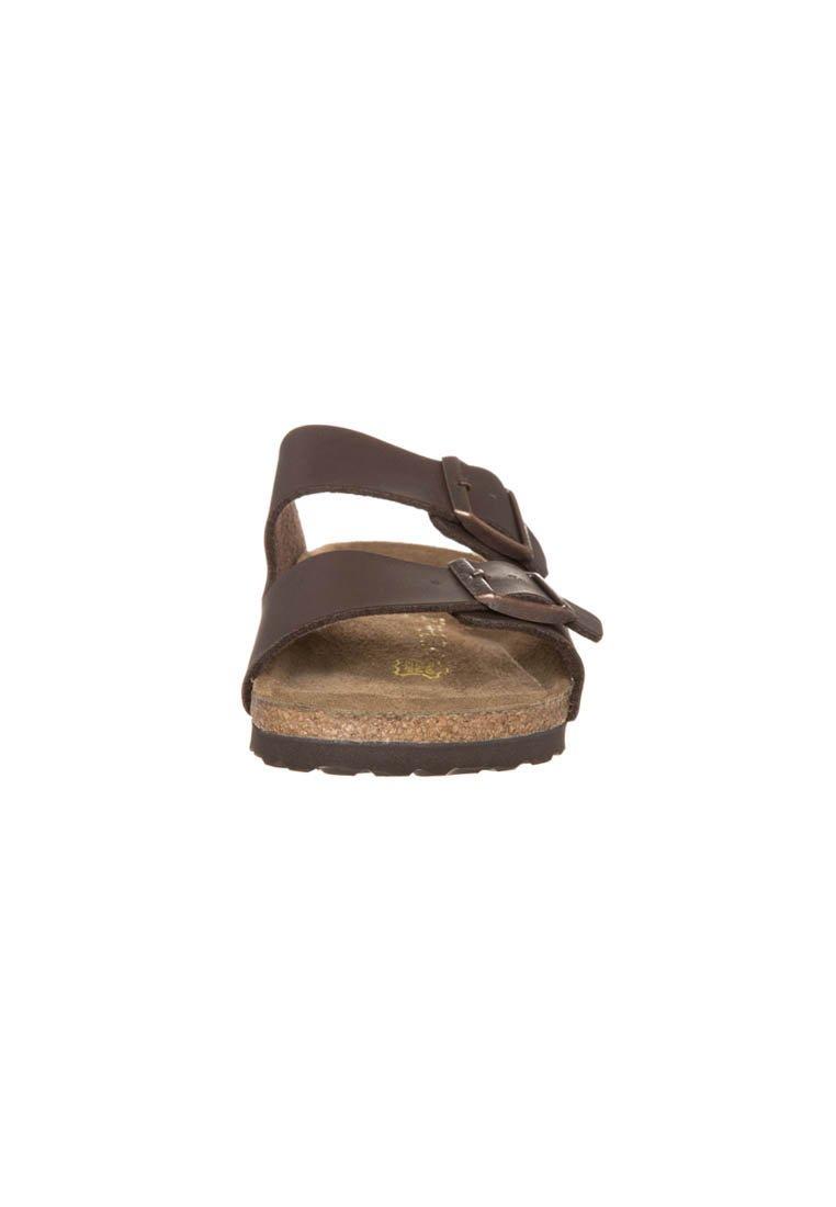 Birkenstock ARIZONA NARROW FIT - Slip-ins - dunkelbraun/mörkbrun - Herrskor hCaJ9