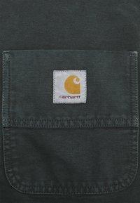 Carhartt WIP - GLENN SHIRT JAC DEARBORN - Kevyt takki - black - 2
