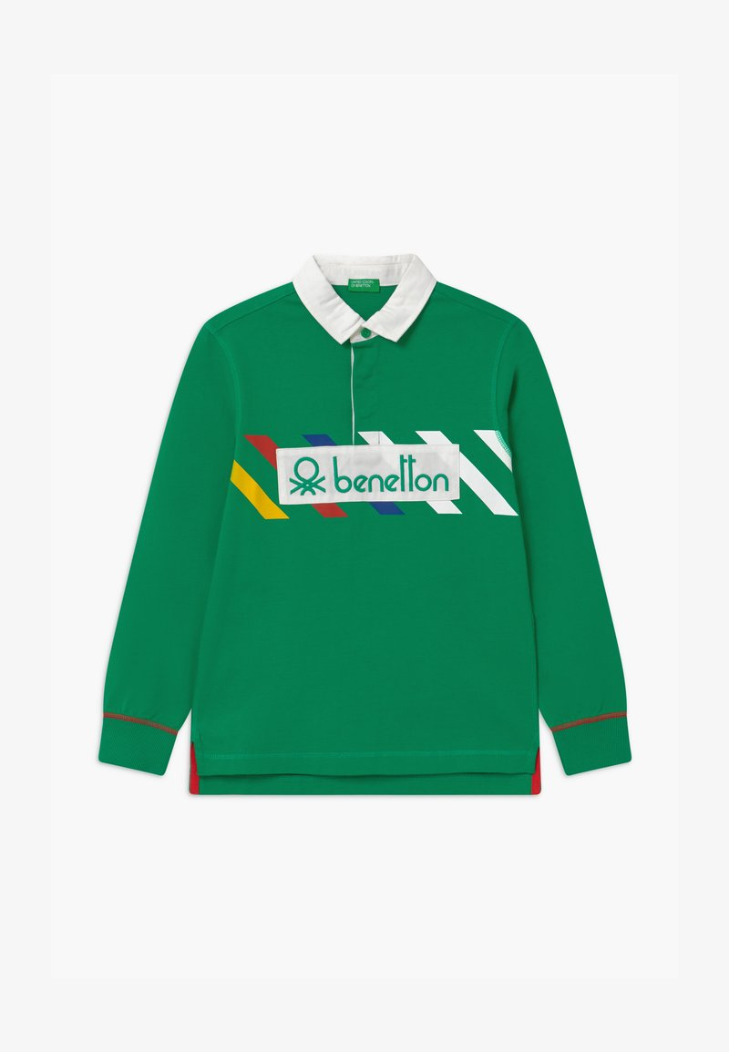 Benetton - FUNZIONE BOY - Polo shirt - green