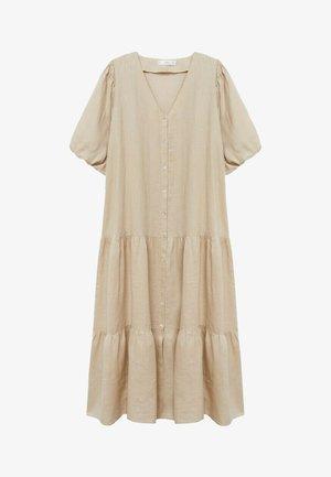 FREE - Korte jurk - sand