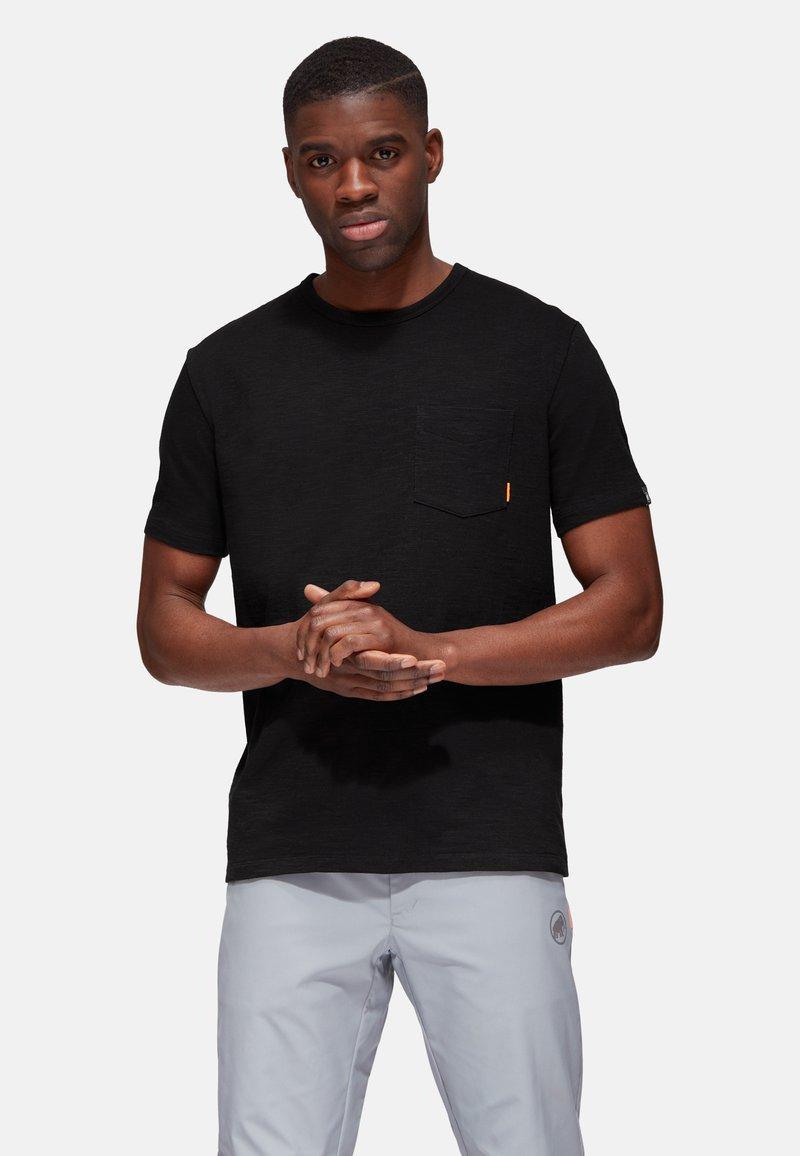 Mammut - T-Shirt basic - black