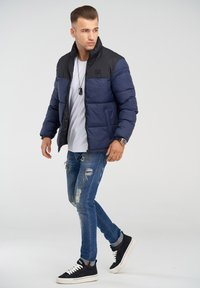 Jack & Jones - MIT - Winter jacket - navy blazer - 1