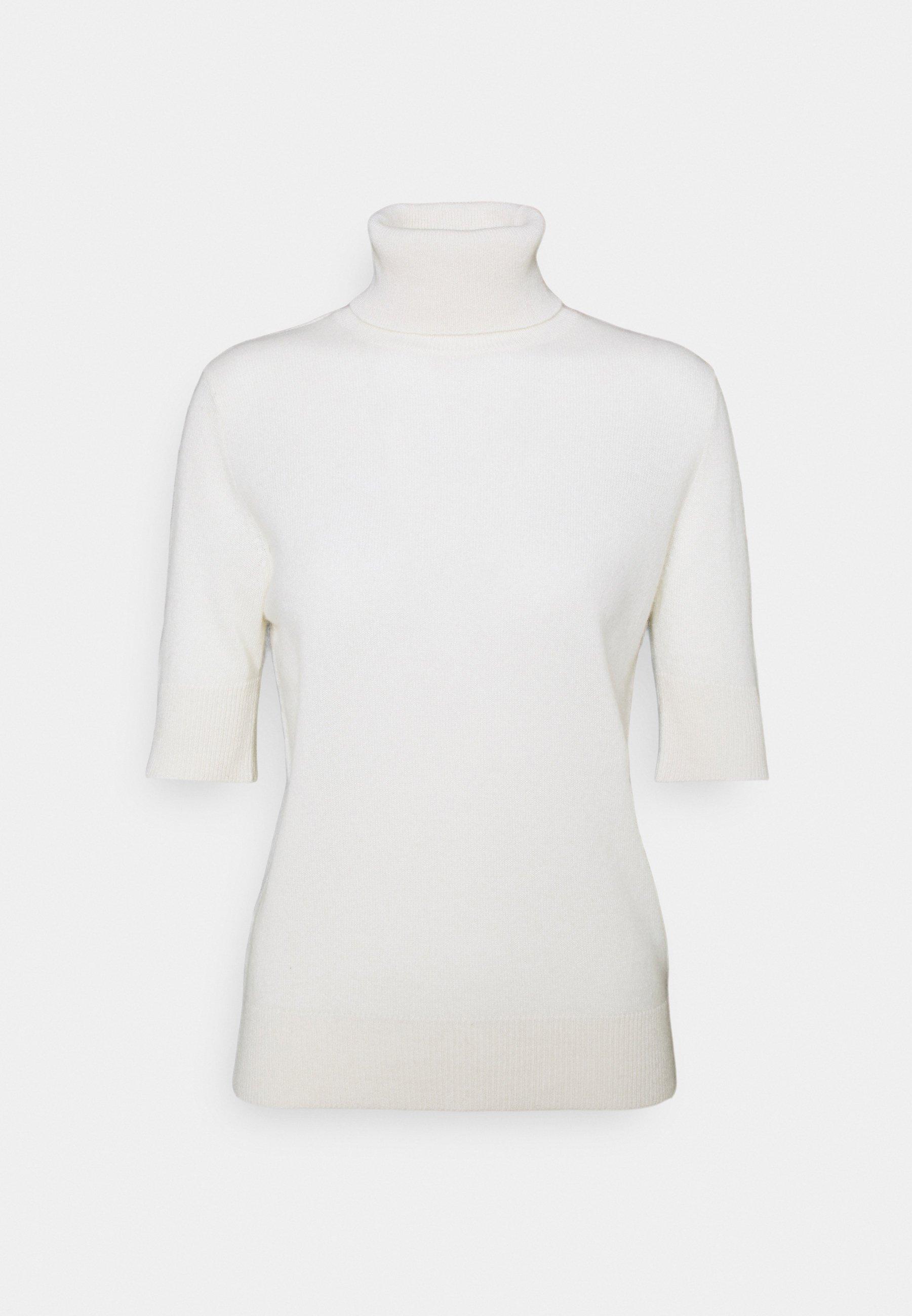 Damen TURTLENECK SHORTSLEEVE - T-Shirt print