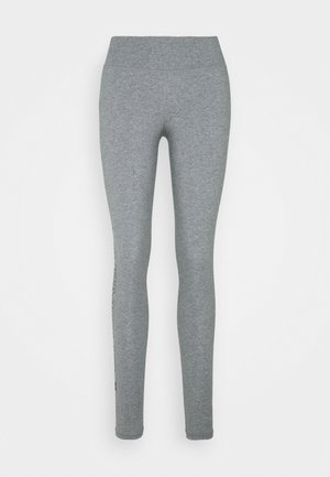 FAVORITE LEGGINGS - Legginsy - carbon heather