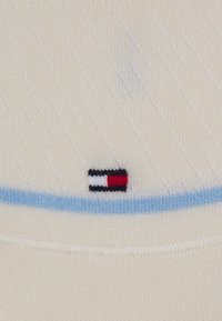 Tommy Hilfiger - WOMEN FOOTIE BIAS OPEN STRIPES 2 PACK - Trainer socks - white - 1