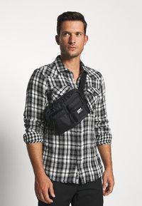 Superdry - UTILITY PACK - Bum bag - black - 1