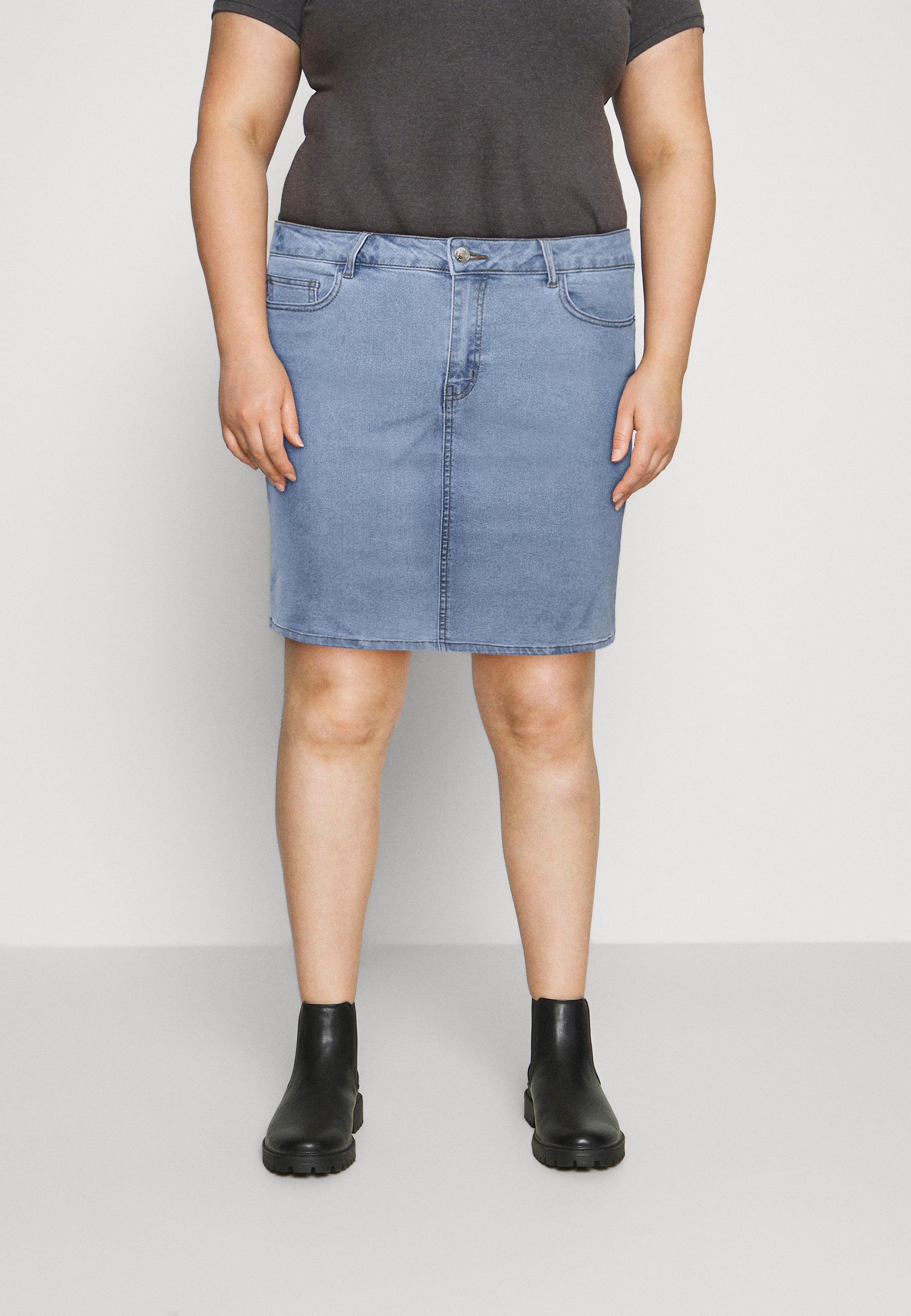 Femme VMHOT PENCIL SKIRT - Minijupe