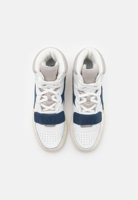 Diadora - MI BASKET USED UNISEX - Baskets montantes - white/paloma/dark denim - 3