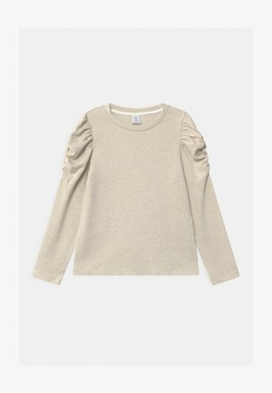 TEENS POPPY - Strickpullover - light dusty white
