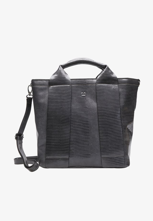 FULL LEAVES - Borsa a mano - darkgrey