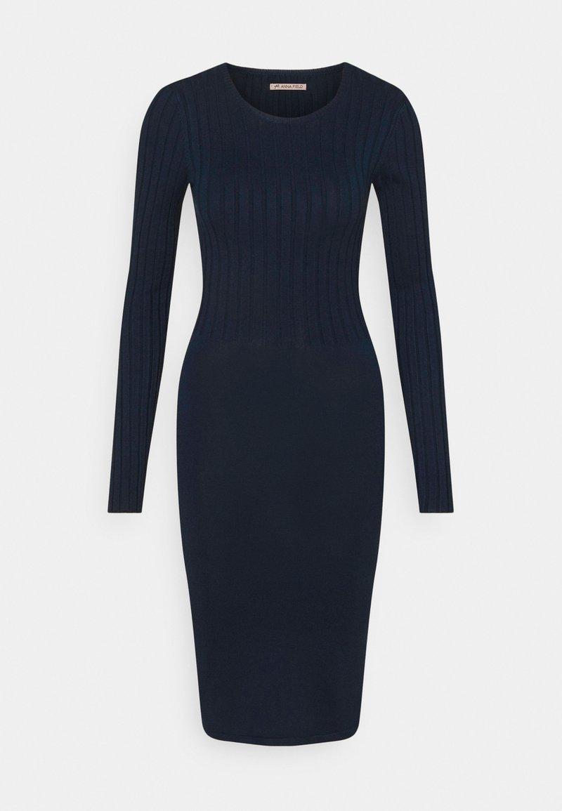 Anna Field - Jumper dress - dark blue