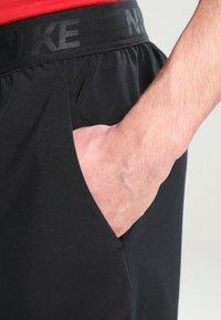 Nike Performance - VENT MAX - Träningsshorts - black/hematite - 4