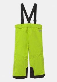 Reima - WINTER TAKEOFF UNISEX - Zimní kalhoty - lime green - 1