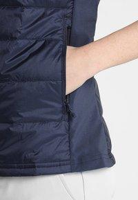 Lacoste Sport - Waistcoat - navy blue - 4