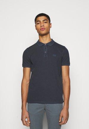 AMBROSIO - Polo shirt - blaugrau