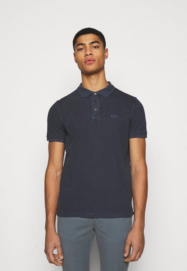 AMBROSIO - Poloskjorter - blaugrau